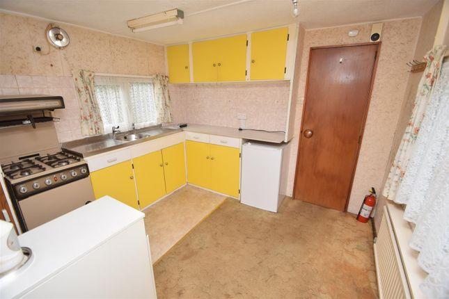 Kitchen of Cosawes Park Homes, Perranarworthal, Truro TR3