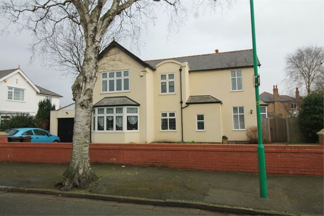 Thumbnail Detached house for sale in Park Avenue, Crosby, Merseyside