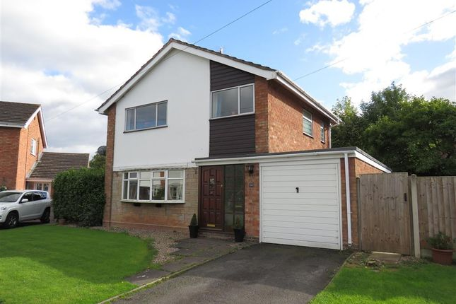 Thumbnail Detached house to rent in Hill Farm Close, Stafford