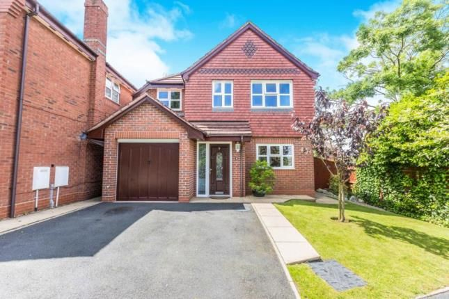 Thumbnail Detached house for sale in Oak Turn Drive, Kings Norton, Birmingham, West Midlands