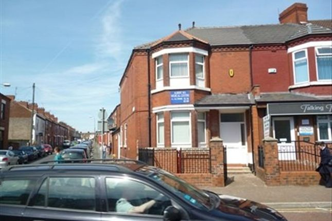 Thumbnail Flat to rent in Albert Road, Widnes