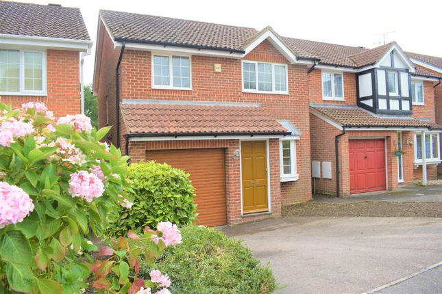 Thumbnail Detached house to rent in Olympic Way, Fair Oak, Eastleigh