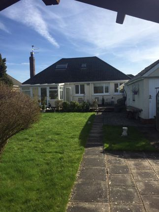 Thumbnail Bungalow to rent in Heol Y Nant, Rhiwbina