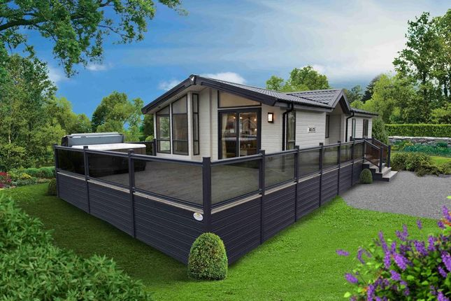 Thumbnail Mobile/park home for sale in Willerby Mulberry Lodge, Plas Coch Holiday Home Park, Anglesey