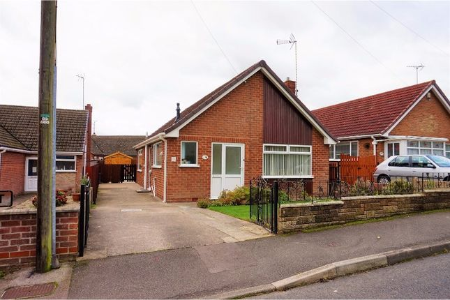 Thumbnail Detached bungalow for sale in Southwell Road East, Mansfield
