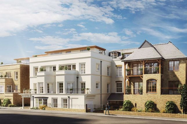 Thumbnail Flat for sale in St. Marys Place, East Street, Farnham