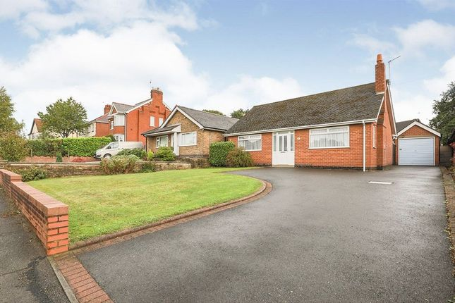 Thumbnail Bungalow for sale in Brooks Lane, Whitwick, Coalville