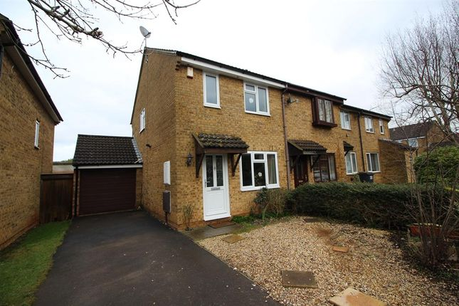 Thumbnail Semi-detached house for sale in Stirling Close, Yate, Bristol