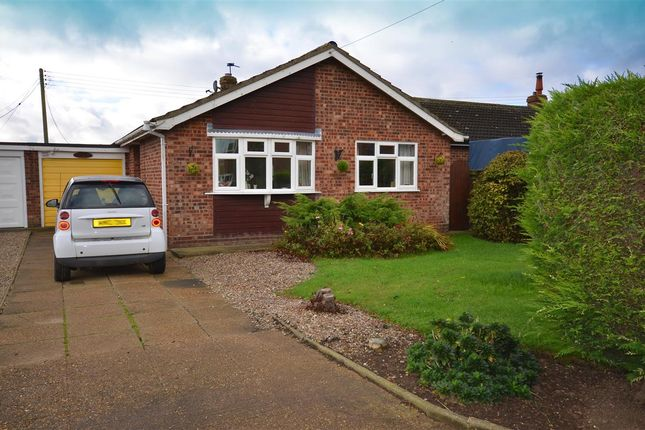 Thumbnail Bungalow for sale in The Common, Freethorpe, Norwich