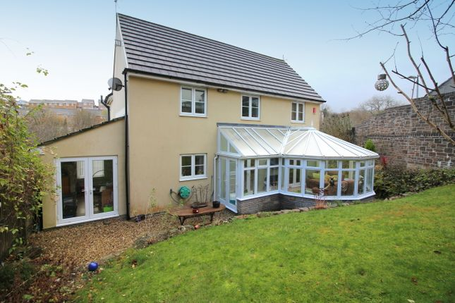 Thumbnail Detached house for sale in Oak Apple Close, Pillmere, Saltash