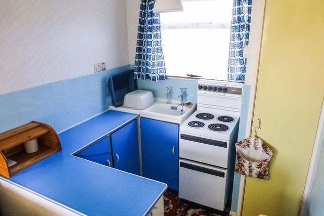 Kitchen of Hawaii Beach Bungalows, Newport, Hemsby, Great Yarmouth NR29