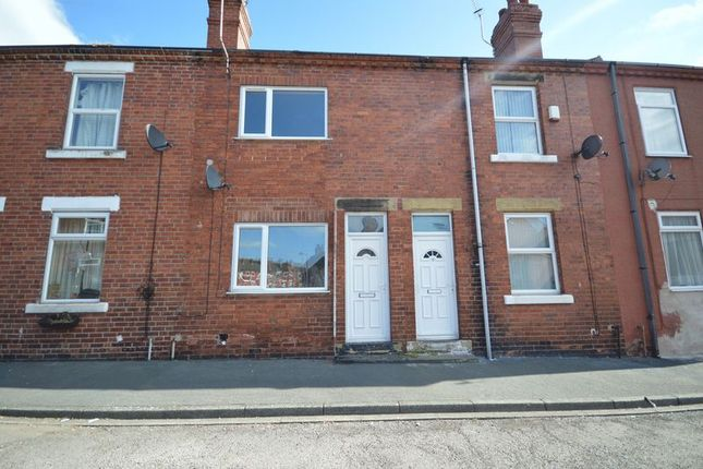 Thumbnail Terraced house to rent in Pontefract Terrace, Hemsworth, Pontefract
