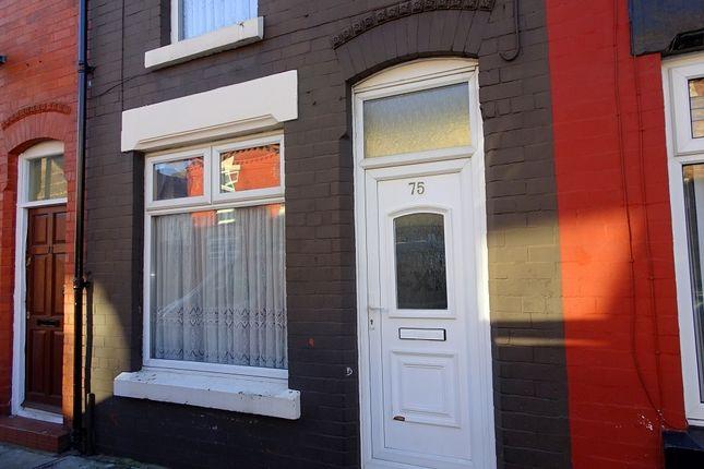 Morecambe Street, Anfield, Liverpool L6