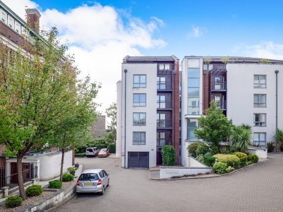 Thumbnail Flat for sale in City Point, Standard Hill, Nottingham, Nottinghamshire