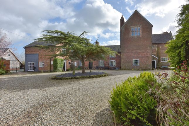 Thumbnail Detached house for sale in Bettisfield, Whitchurch, Wrexham