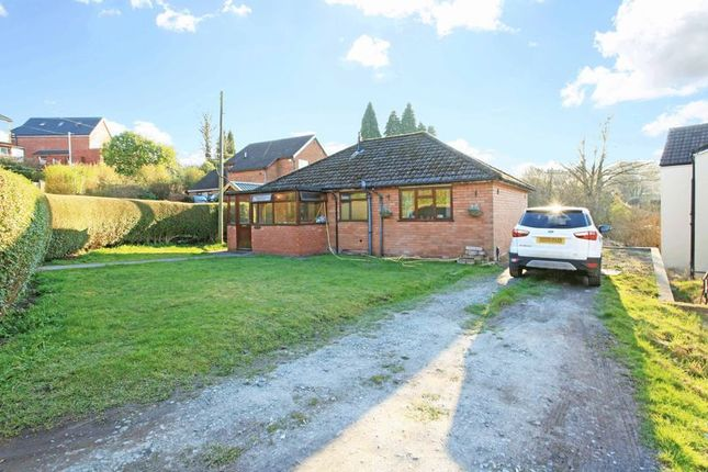 Thumbnail Detached bungalow for sale in Leystone, Station Fields, Oakengates, Telford
