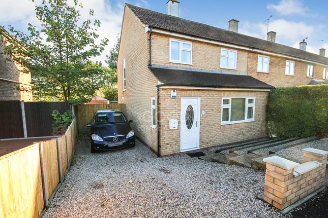 Thumbnail End terrace house for sale in Lushes Road, Loughton