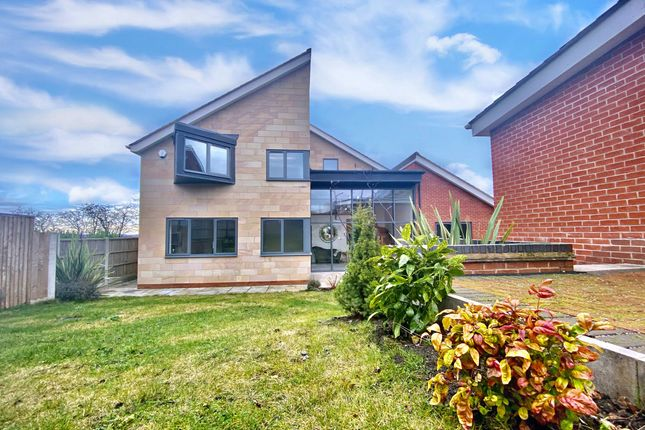 Thumbnail Detached house for sale in Snells Nook Grange, Loughborough, 3