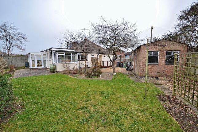 Thumbnail Semi-detached bungalow for sale in Capshill Avenue, Leighton Buzzard