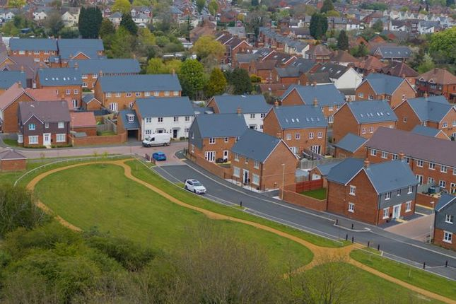 Thumbnail Terraced house for sale in Plot 95 The Bohon III, Bristol Road, Gloucester