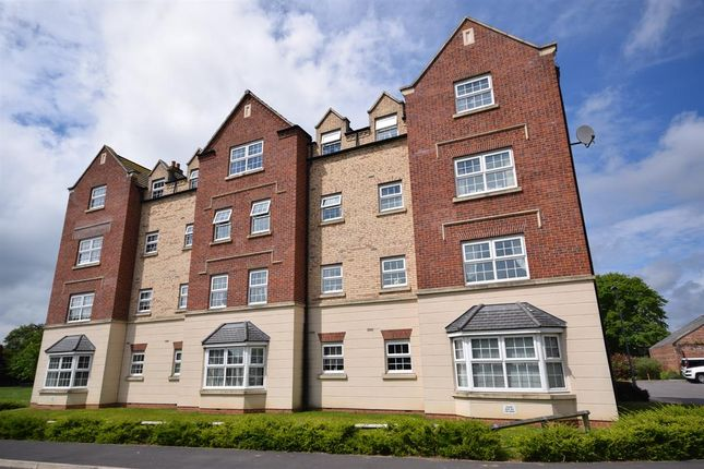 Thumbnail Flat to rent in Scholars Way, Bridlington