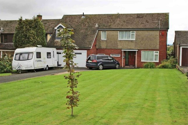 Thumbnail Detached house for sale in 111 Gillway Lane, Tamworth, Staffordshire