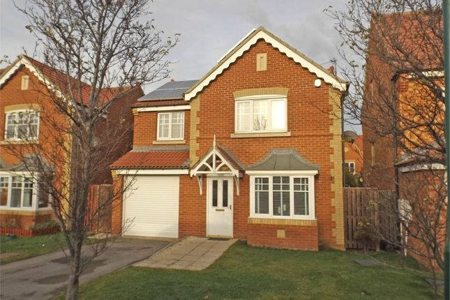 Thumbnail Detached house for sale in Yarmouth Drive, Redcar, North Yorkshire
