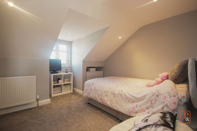 Bedroom of St Andrews Avenue, Colchester, Essex CO4