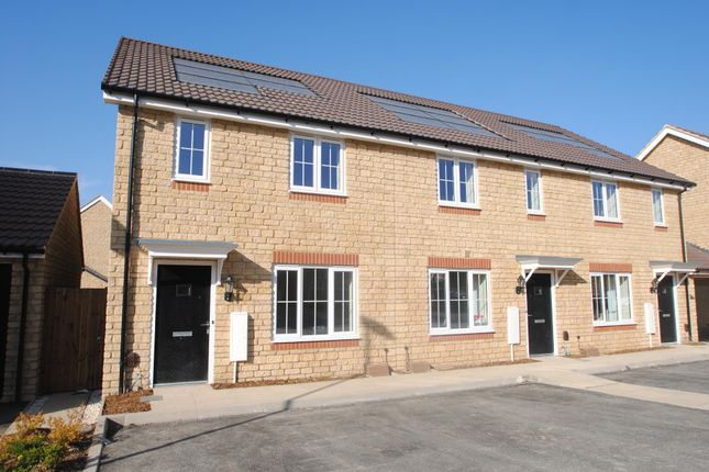 2 bed end terrace house for sale in The Brockhampton, The Homelands, Bishops Cleeve