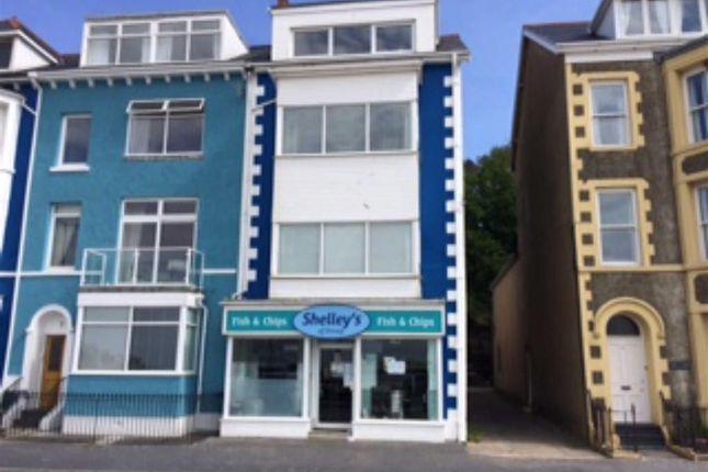 Thumbnail Flat for sale in Apartment 4, 8, Bodfor Terrace, Aberdyfi, Gwynedd