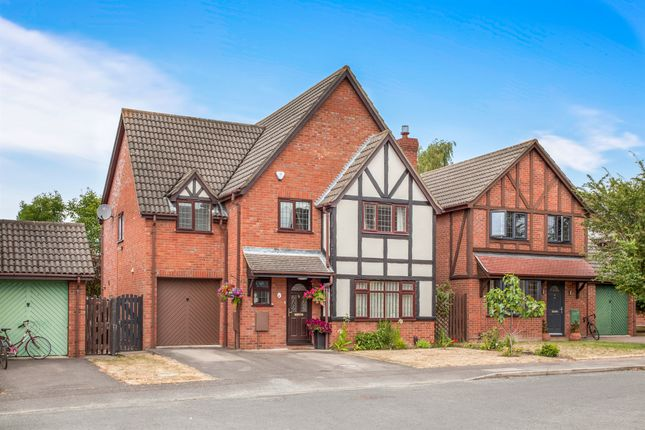 Thumbnail Detached house for sale in Harcombe Road, Cherry Hinton, Cambridge