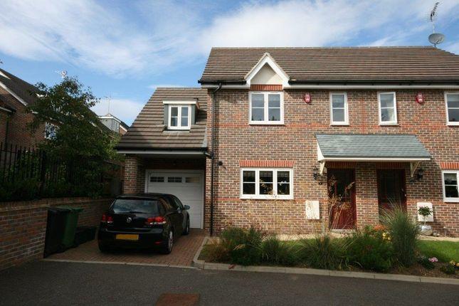 Thumbnail Property to rent in Mallard Mews, Harpenden, Hertfordshire