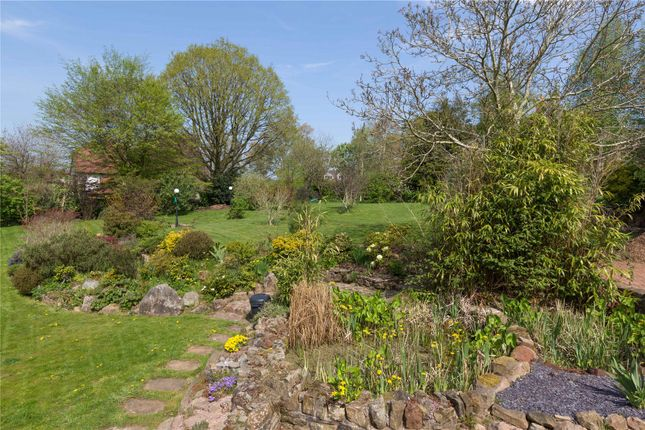 Garden of Seabridge Lane, Newcastle, Staffordshire ST5