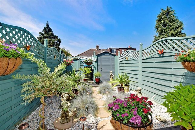 Thumbnail Terraced house for sale in Braemar Avenue, South Croydon, Surrey