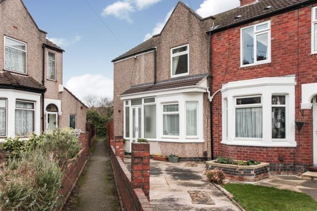 End terrace house in  Stevenson Road  Keresley  Coventry  West Midlands  Birmingham