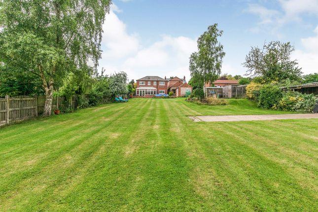 Thumbnail Detached house for sale in Salmon Lane, Kirkby-In-Ashfield, Nottingham