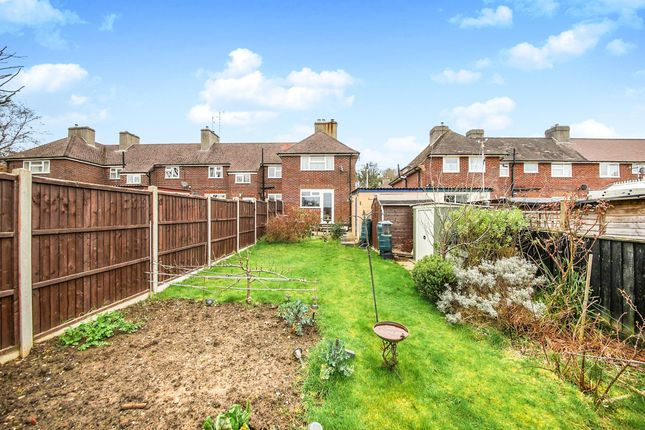 Thumbnail End terrace house for sale in Andover Green, Bovington, Wareham