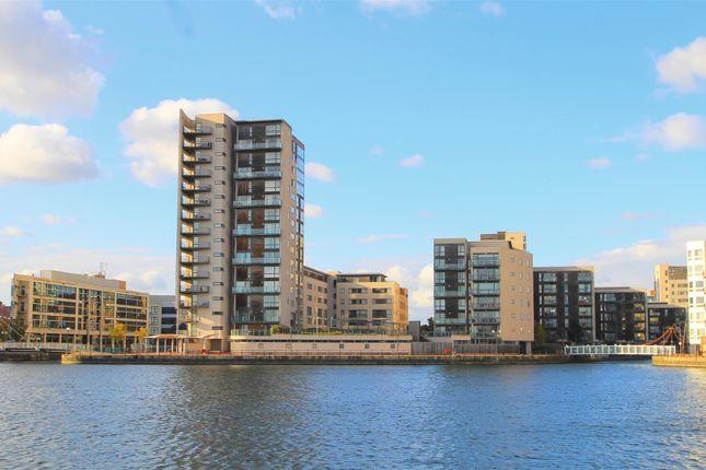 Thumbnail Flat for sale in Celestia, Falcon Drive, Cardiff Bay