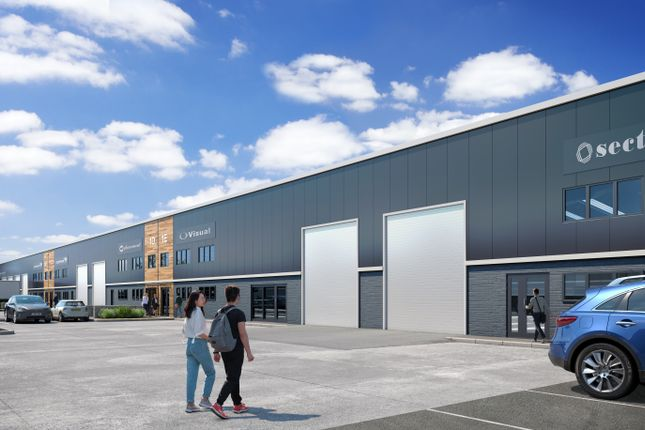 Thumbnail Industrial to let in Unit 1G Cathedral Hill Industrial Estate, Deacon Field, Guildford