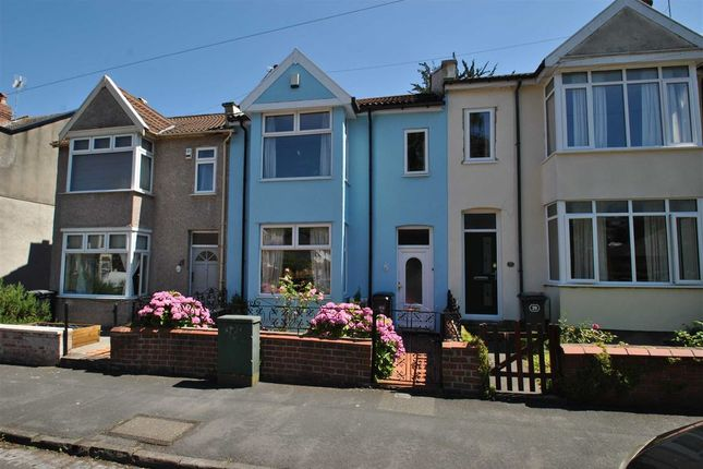Thumbnail Terraced house for sale in Hampstead Road, Brislington, Bristol