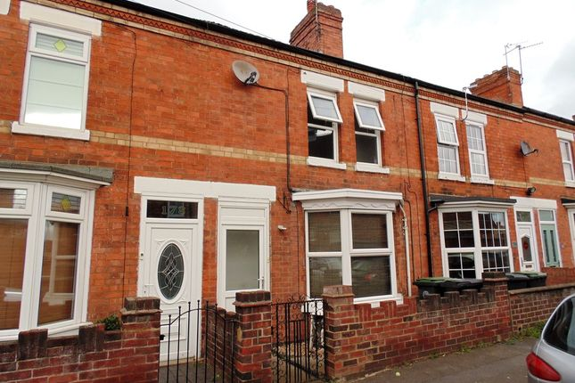 Thumbnail Terraced house for sale in Cromwell Road, Rushden