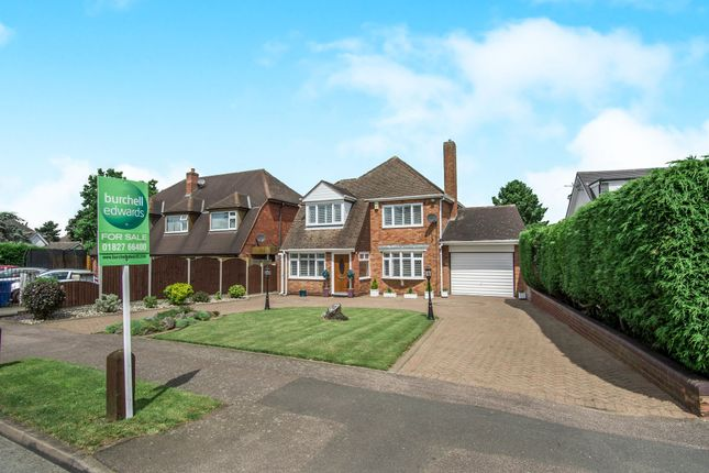 Thumbnail Link-detached house for sale in Gillway Lane, Tamworth