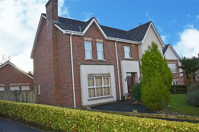 Thumbnail Detached house for sale in Waterfoot Park, Strathfoyle, Londonderry