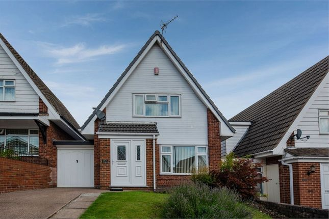 Thumbnail Detached house for sale in Yarnfield Close, Stoke-On-Trent, Staffordshire