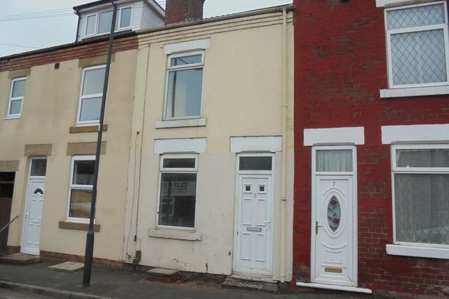 Terraced house for sale in Wood Street, Mexborough