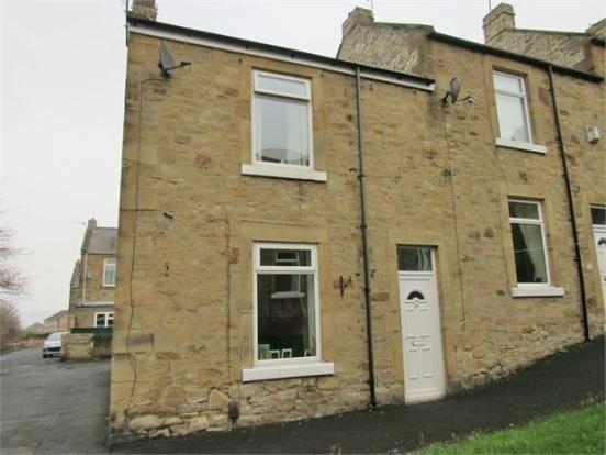 Thumbnail End terrace house for sale in Mary Street, Blaydon Burn, Blaydon-On-Tyne