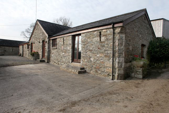 Thumbnail Barn conversion to rent in Rubbytown, Tavistock