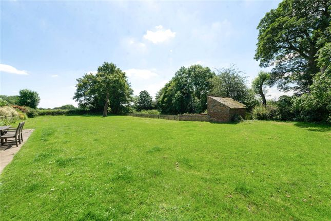 Open Views of Pickmere Lane, Pickmere, Knutsford, Cheshire WA16