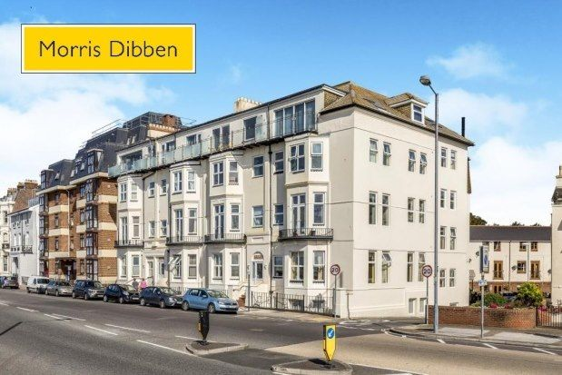 Thumbnail Flat to rent in 34 South Parade, Southsea