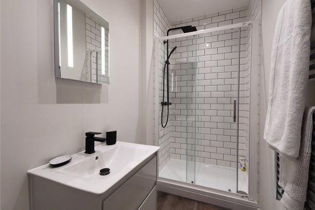 Shower Room of Windsor Lofts, Windsor Road, Barry, South Glamorgan CF62